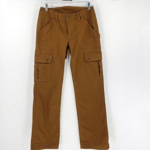 Duluth Trading Flex Firehose Cargo Pant Bourbon 2